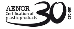 AENOR - Certification of plastic products